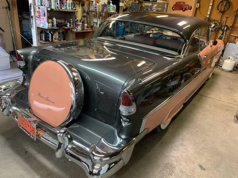 1955 Chevrolet Bel Air for sale at AZ Classic Rides in Scottsdale AZ