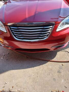 2011 Chrysler 200 for sale at Nice Auto Sales in Memphis TN
