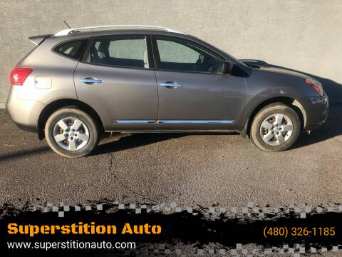 2014 Nissan Rogue Select for sale at Superstition Auto in Mesa AZ