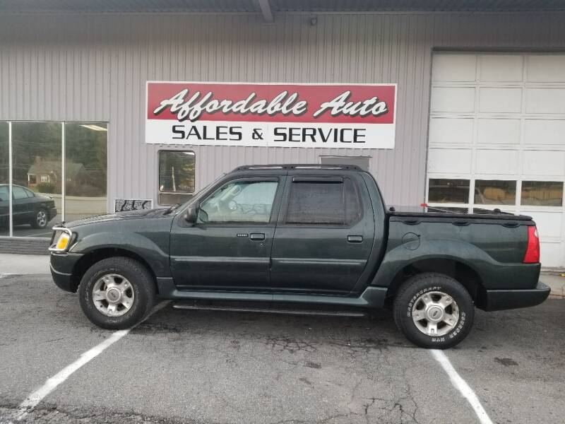 2004 Ford Explorer Sport Trac for sale at Affordable Auto Sales & Service in Berkeley Springs WV