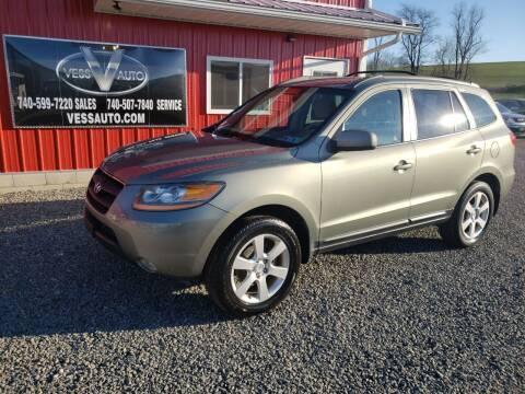 2009 Hyundai Santa Fe for sale at Vess Auto in Danville OH