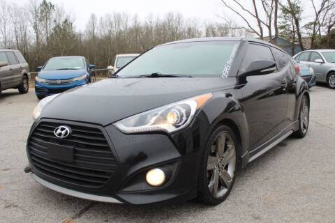2014 Hyundai Veloster for sale at UpCountry Motors in Taylors SC