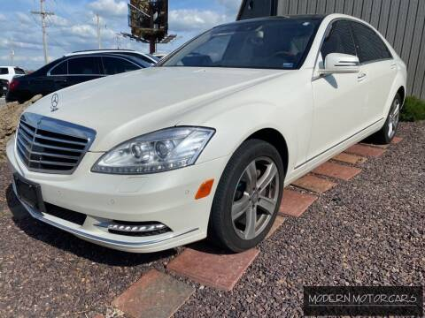 2013 Mercedes-Benz S-Class for sale at Modern Motorcars in Nixa MO