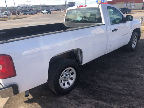 2013 Chevrolet Silverado 1500 for sale at Bramble's Auto Sales in Hastings NE