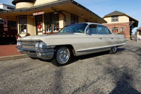 1962 Cadillac DeVille for sale at New Hope Auto Sales in New Hope PA