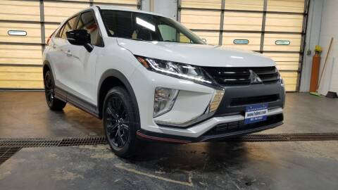 2019 Mitsubishi Eclipse Cross for sale at Falleti Motors, Inc.  est. 1976 in Batavia NY