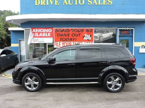 2017 Dodge Journey for sale at Drive Auto Sales & Service, LLC. in North Charleston SC