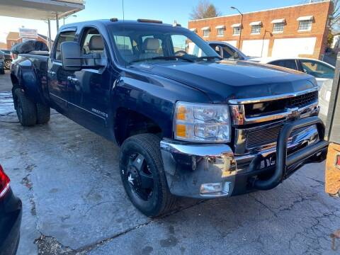 2008 Chevrolet Silverado 3500HD for sale at All American Autos in Kingsport TN