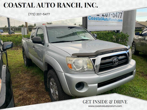 2006 Toyota Tacoma for sale at Coastal Auto Ranch, Inc. in Port Saint Lucie FL