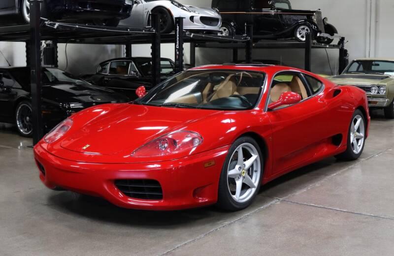 2003 Ferrari 360 Modena for sale in San Carlos, CA