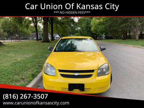 2008 Chevrolet Cobalt for sale at Car Union Of Kansas City in Kansas City MO