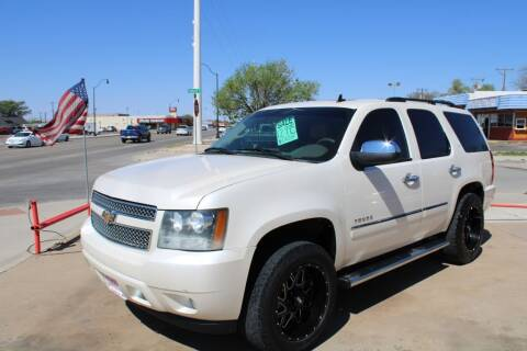 2009 Chevrolet Tahoe for sale at KD Motors in Lubbock TX