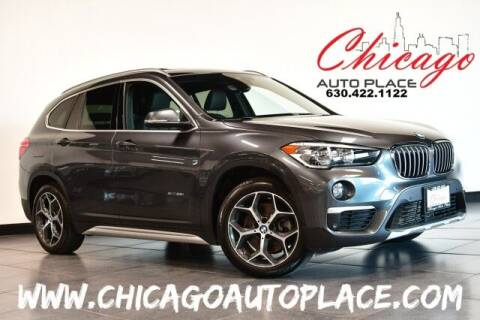 2017 BMW X1 for sale at Chicago Auto Place in Bensenville IL