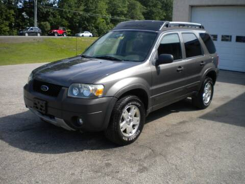 2005 Ford Escape for sale at Route 111 Auto Sales in Hampstead NH