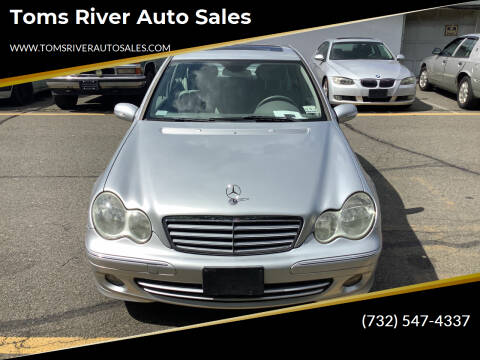 2007 Mercedes-Benz C-Class for sale at Toms River Auto Sales in Toms River NJ