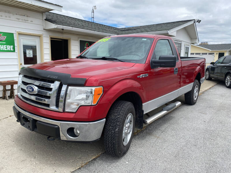 2010 Ford F-150 for sale at 309 Auto Sales LLC in Harrod OH