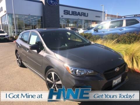 2019 Subaru Impreza for sale at John Hine Temecula in Temecula CA