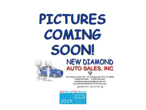 2009 Pontiac G6 for sale at New Diamond Auto Sales, INC in West Collingswood Heights NJ