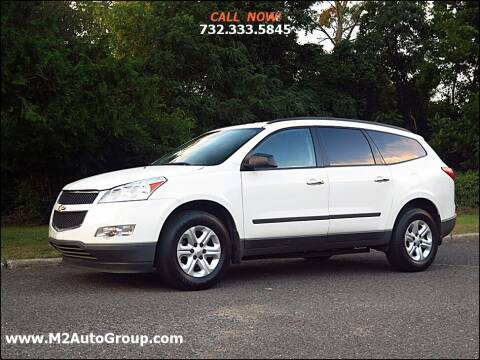 2012 Chevrolet Traverse for sale at M2 Auto Group Llc. EAST BRUNSWICK in East Brunswick NJ