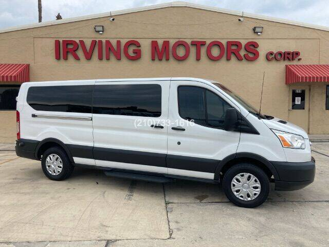 2016 Ford Transit Passenger for sale at Irving Motors Corp in San Antonio TX