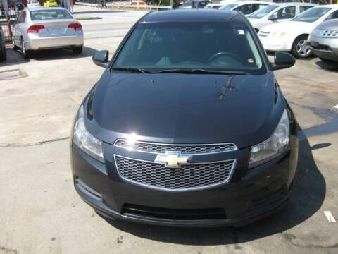 2011 Chevrolet Cruze for sale at LAKE CITY AUTO SALES - Jonesboro in Morrow GA