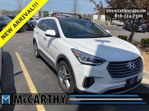 2017 Hyundai Santa Fe for sale at Mr. KC Cars - McCarthy Hyundai in Blue Springs MO