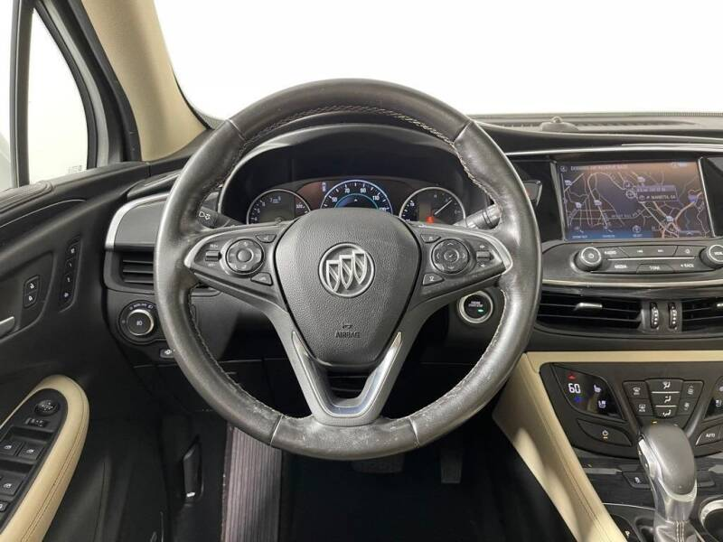 2017 Buick Envision for sale at CU Carfinders in Norcross GA