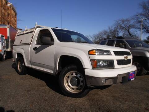 2012 Chevrolet Colorado for sale at H & R Auto in Arlington VA
