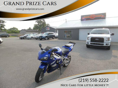 1999 Yamaha Yzf R1 for sale at Grand Prize Cars in Cedar Lake IN