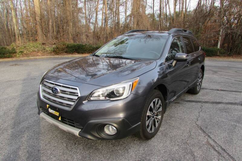 2015 Subaru Outback for sale at AUTO FOCUS in Greensboro NC