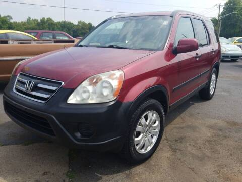 2005 Honda CR-V for sale at Germantown Auto Sales in Carlisle OH