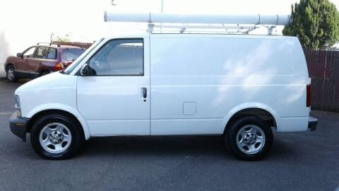 2004 Chevrolet Astro Cargo for sale at Car Guys in Kent WA