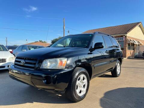 2007 Toyota Highlander for sale at CityWide Motors in Garland TX