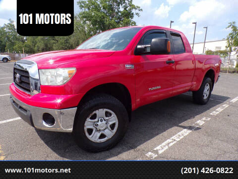 2008 Toyota Tundra for sale at 101 MOTORS in Hasbrouck Heights NJ