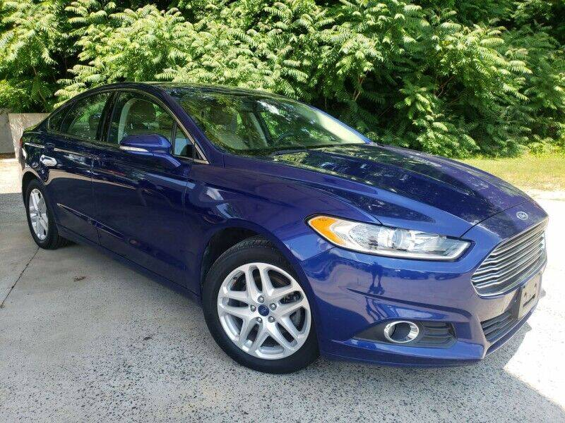 2016 Ford Fusion for sale at McAdenville Motors in Gastonia NC