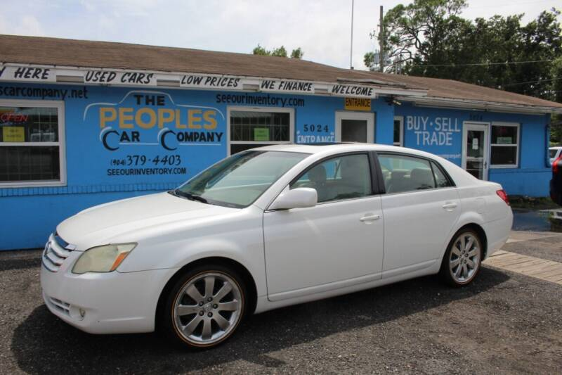 2006 Toyota Avalon for sale at The Peoples Car Company in Jacksonville FL