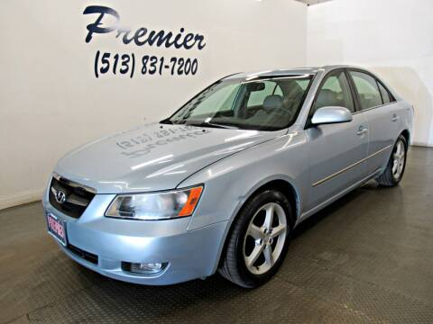 2008 Hyundai Sonata for sale at Premier Automotive Group in Milford OH