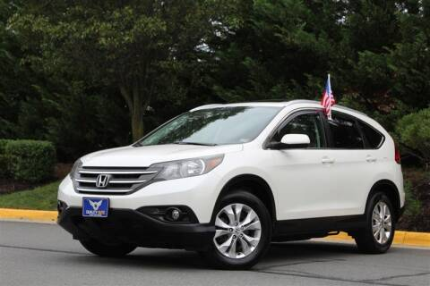 2014 Honda CR-V for sale at Quality Auto in Sterling VA