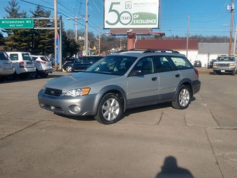 2006 Subaru Outback for sale at Wolfe Brothers Auto in Marietta OH