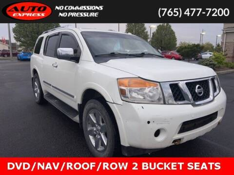 2010 Nissan Armada for sale at Auto Express in Lafayette IN