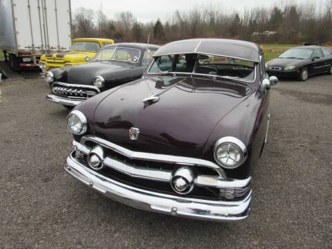 1951 Ford Crestline for sale at Whitmore Motors in Ashland OH
