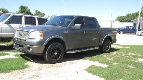 2005 Ford F-150 for sale at MTC AUTO SALES in Omaha NE