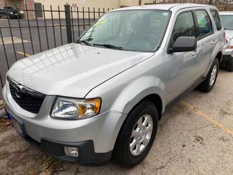 2009 Mazda Tribute for sale at 5 Stars Auto Service and Sales in Chicago IL