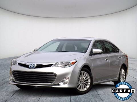2014 Toyota Avalon Hybrid for sale at Carma Auto Group in Duluth GA