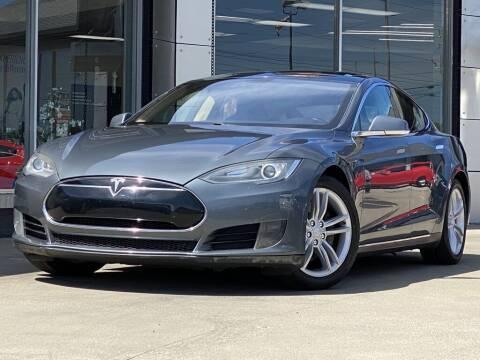 2013 Tesla Model S for sale at Carmel Motors in Indianapolis IN