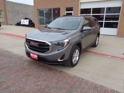 2018 GMC Terrain for sale at Rediger Automotive in Milford NE