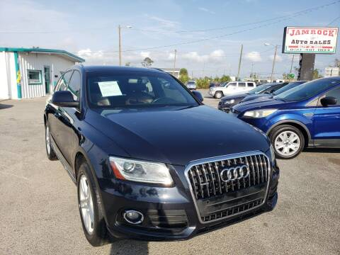 2013 Audi Q5 for sale at Jamrock Auto Sales of Panama City in Panama City FL