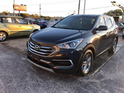 2017 Hyundai Santa Fe Sport for sale at Beach Cars in Fort Walton Beach FL