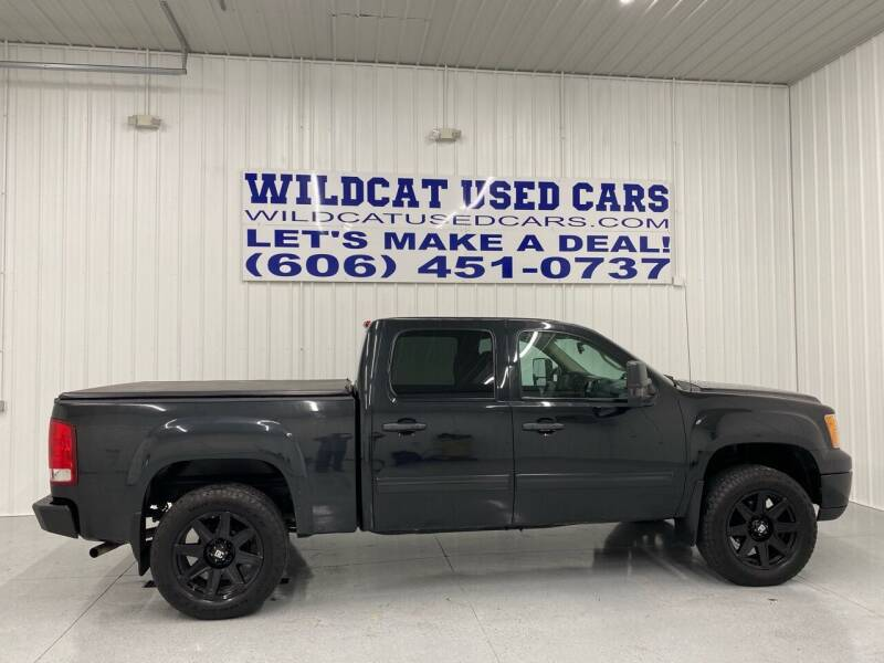2009 GMC Sierra 1500 for sale at Wildcat Used Cars in Somerset KY