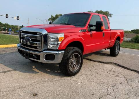 2015 Ford F-250 Super Duty for sale at InstaCar LLC in Independence MO